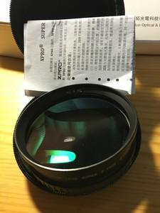 近摄镜F500  2代 77mm口径