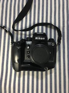自用尼康Nikon F4s +AF50/1.8D 功能正常 顶级胶片机