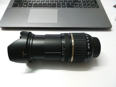 出自用腾龙 AF18-200mm f/3.5-6.3尼康口