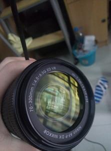 尼康 AF-P DX 70-300mm f/4.5-6.3 ED VR 镜头