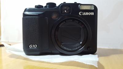 Canon(佳能)G10相机