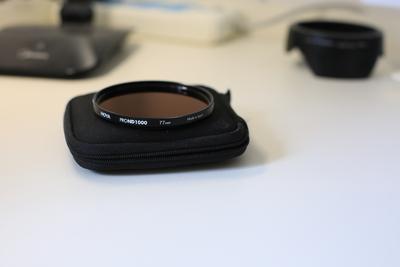 保谷77mm pro nd1000减光镜