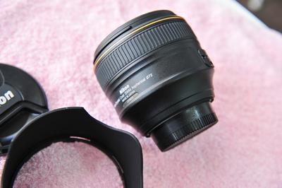 尼康 AF-S 尼克尔 58mm f/1.4G